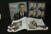 George Jones (1931-2013): Walk Through This World With Me: Musicor Recordings (Part 1), 5 CDs