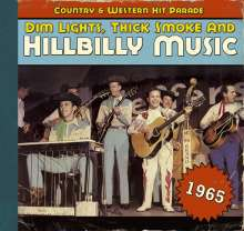 Dim Lights, Thick Smoke & Hillbilly Music 1965, CD
