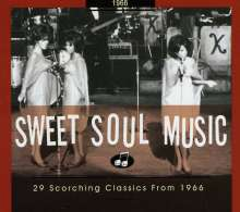 Sweet Soul Music 1966, CD