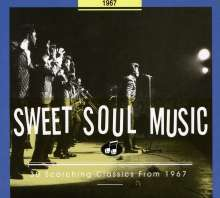 Sweet Soul Music 1967, CD