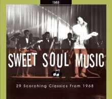 Sweet Soul Music 1968, CD