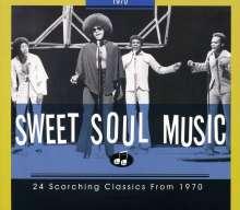 Sweet Soul Music 1970, CD
