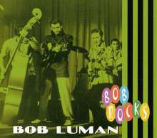 Bob Luman: Rocks, CD