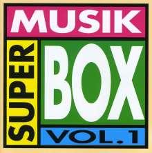 Super Musikbox Vol.1, CD