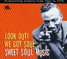 Look Out! We Got Soul (Sweet Soul Music), CD