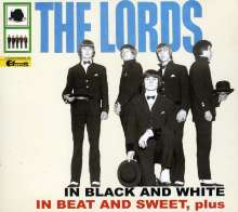 The Lords: In Black And White: In Beat And Sweet, Plus, CD