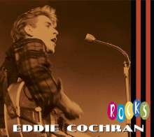 Eddie Cochran: Eddie Rocks, CD