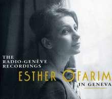 Esther Ofarim: Esther Ofarim in Geneva - The Radio-Genève Recordings, CD