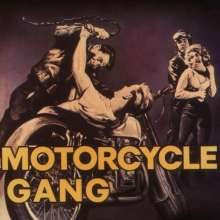 Motorcycle Gang, CD
