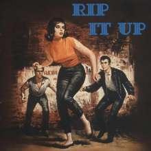 Rip It Up, CD