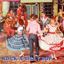 Rockabilly Bop, CD