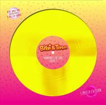 Filmmusik: Bibi & Tina - Soundtrack zur Serie (Staffel 1) (Limited Edition) (Yellow Vinyl), LP