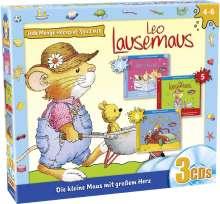 Leo Lausemaus Box 2, 3 CDs