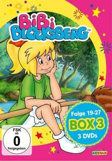 Bibi Blocksberg Box 3, 3 DVDs