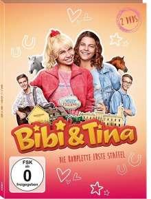 Bibi & Tina - Die Serie Staffel 1, 2 DVDs