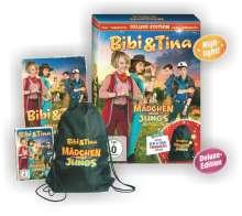 Bibi & Tina - Mädchen gegen Jungs (Deluxe Edition), DVD