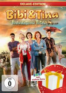 Bibi & Tina - Tohuwabohu Total (Deluxe Edition), 2 DVDs