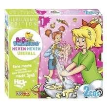 """Bibi Blocksberg Box - """"Hexen hexen überall"""" Vol. 1 - die Hexenküche/und der Supermarkt, 2 CDs"""