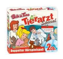 Bibi & Tina - 2er CD-Box Tierarzt-Special, 2 CDs
