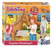 Bibi und Tina - Mein Freund Amadeus, 2 CDs