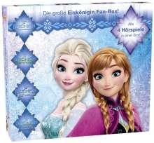 Disney - Die Eiskönigin-Fanbox, 3 CDs