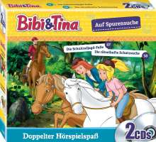 "Bibi & Tina 2er-CD ""Auf Spurensuche"", 2 CDs"