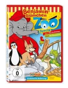Benjamin Blümchen: Das Zoo-Special, DVD