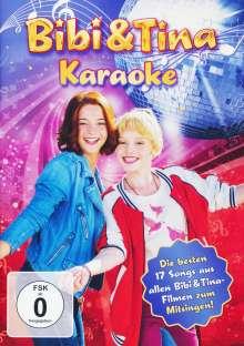 Bibi & Tina - Kinofilm-Karaoke, DVD