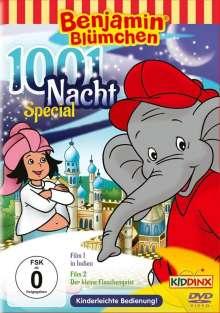 Benjamin Blümchen: 1001 Nacht Special, DVD