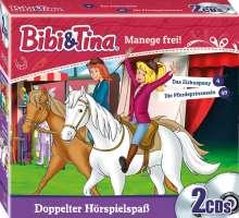 Bibi & Tina: Manege frei, 2 CDs