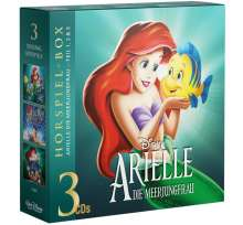 Disney: Arielle Trilogie, 3 CDs