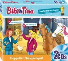 Bibi und Tina: Das Reitersport-Special, 2 CDs