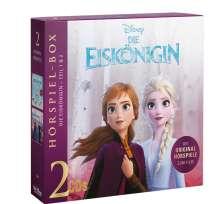 Die Eiskönigin 1 & 2, 2 CDs