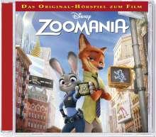 Disney. Zoomania, CD