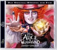 Disney's Alice im Wunderland 2. Hinter den Spiegeln, CD