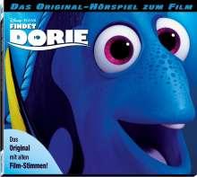 Findet Dorie, CD