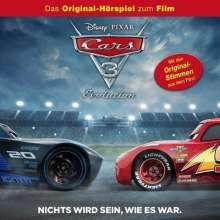 Cars 3, CD