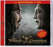 Disney's Fluch der Karibik 5, CD