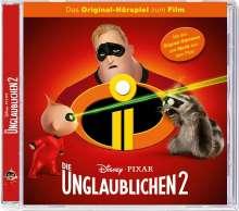 Walt Disney - Die Unglaublichen 2, CD