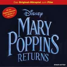 Walt Disney - Mary Poppins' Rückkehr, CD