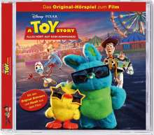 Toy Story 4, CD