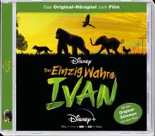 Der einzig wahre Ivan, CD
