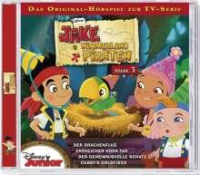 Disney's Jake und die Nimmerland Piraten 03, CD
