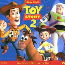 Toy Story 2, CD