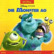 Die Monster AG, CD