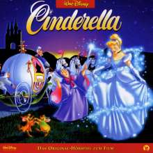 Walt Disney: Cinderella, CD