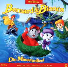 Bernard und Bianca. CD, CD