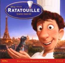 Ratatouille, CD