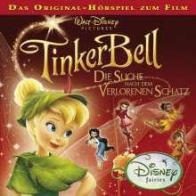 Tinkerbell 2 - Die Suche nach dem verlorenen Schatz, CD