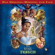 Walt Disney: Küss den Frosch, CD